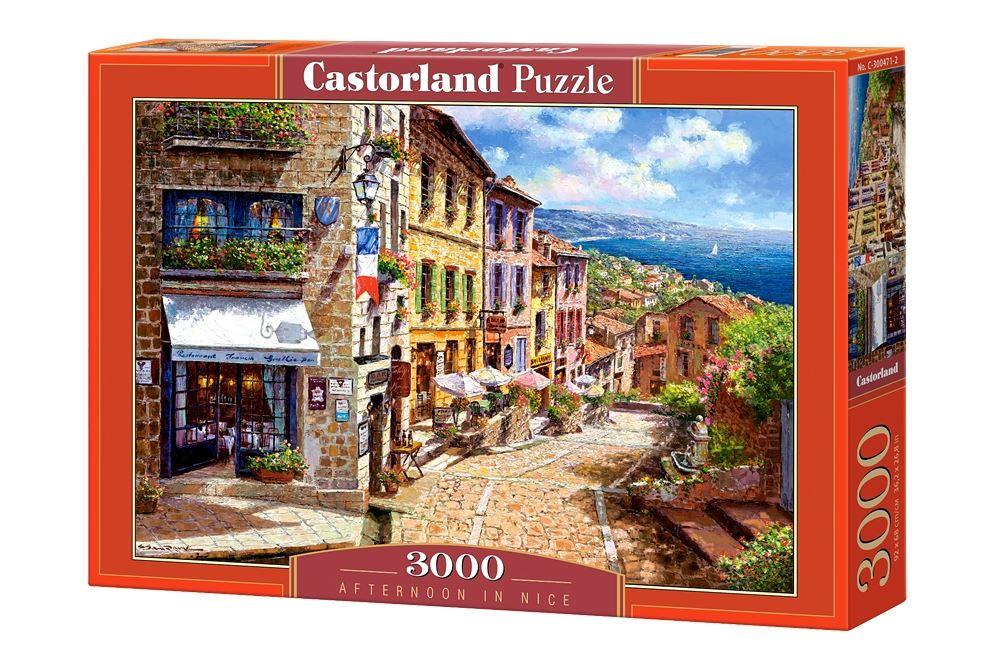 Castorland-3000-Piece-Jigsaw-Puzzle-Landscapes-Cities miniatuur 3
