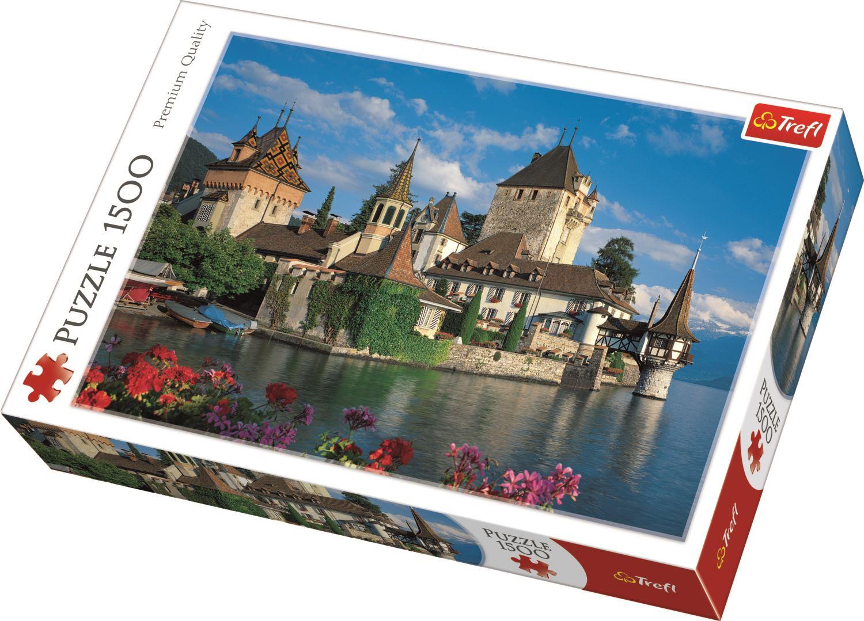 Trefl-300-500-1000-1500-2000-3000-4000-6000-Piece-Jigsaw-Puzzle-Landscapes-City thumbnail 247