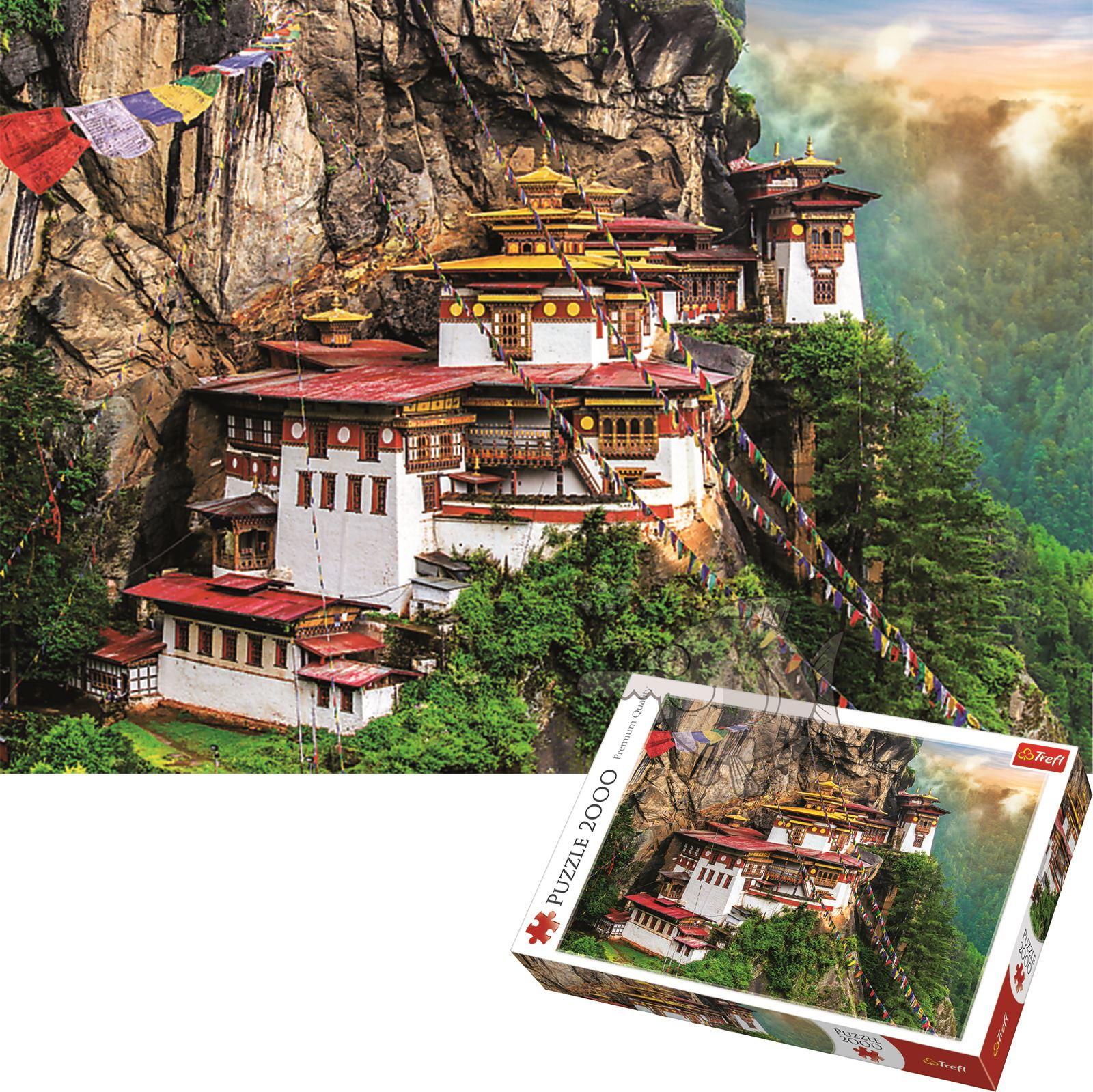 Trefl-300-500-1000-1500-2000-3000-4000-6000-Piece-Jigsaw-Puzzle-Landscapes-City thumbnail 416