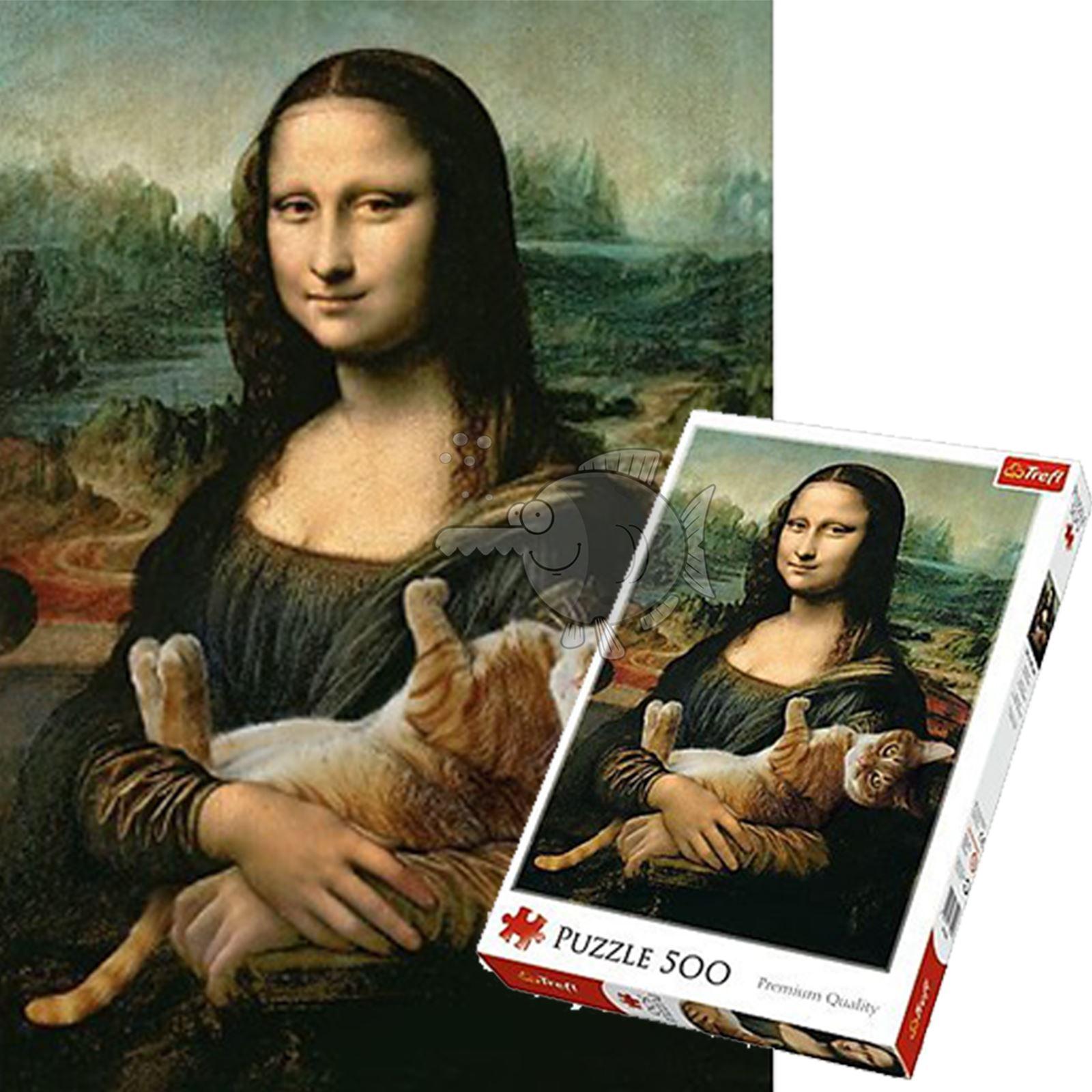 Trefl-300-500-1000-1500-2000-3000-4000-6000-Piece-Jigsaw-Puzzle-Landscapes-City thumbnail 224