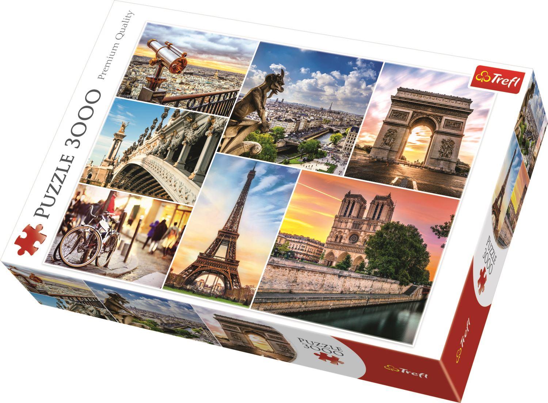 Trefl-300-500-1000-1500-2000-3000-4000-6000-Piece-Jigsaw-Puzzle-Landscapes-City thumbnail 206