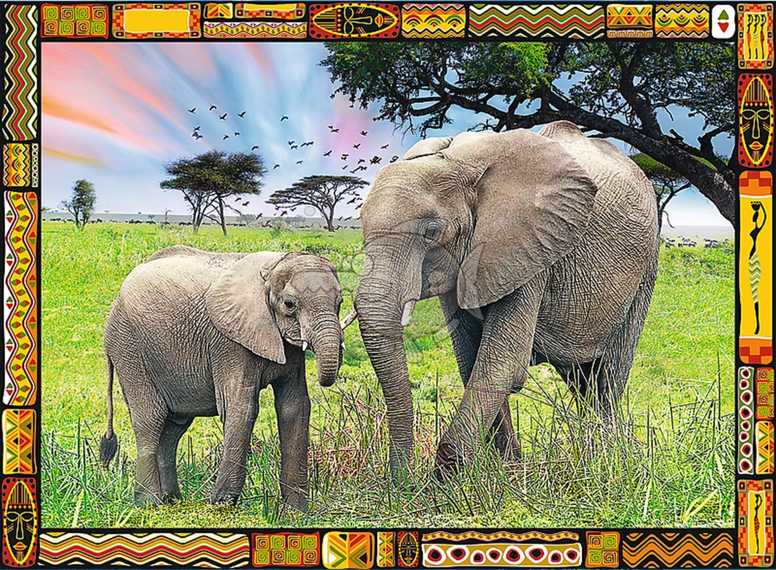 Trefl-300-500-1000-1500-2000-3000-4000-6000-Piece-Jigsaw-Puzzle-Landscapes-City thumbnail 323