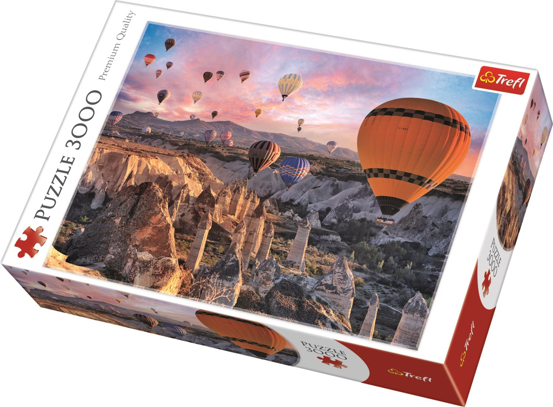 Trefl-300-500-1000-1500-2000-3000-4000-6000-Piece-Jigsaw-Puzzle-Landscapes-City thumbnail 28