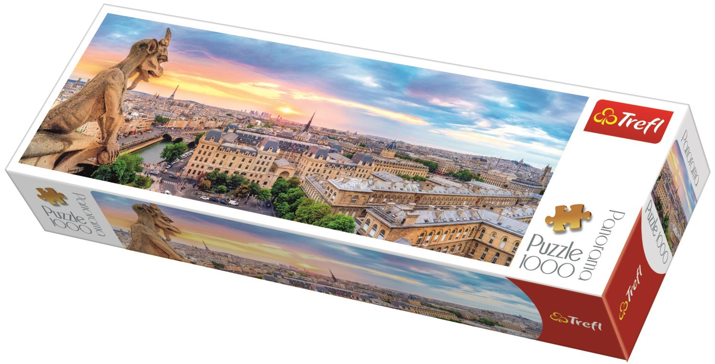 Trefl-300-500-1000-1500-2000-3000-4000-6000-Piece-Jigsaw-Puzzle-Landscapes-City thumbnail 444
