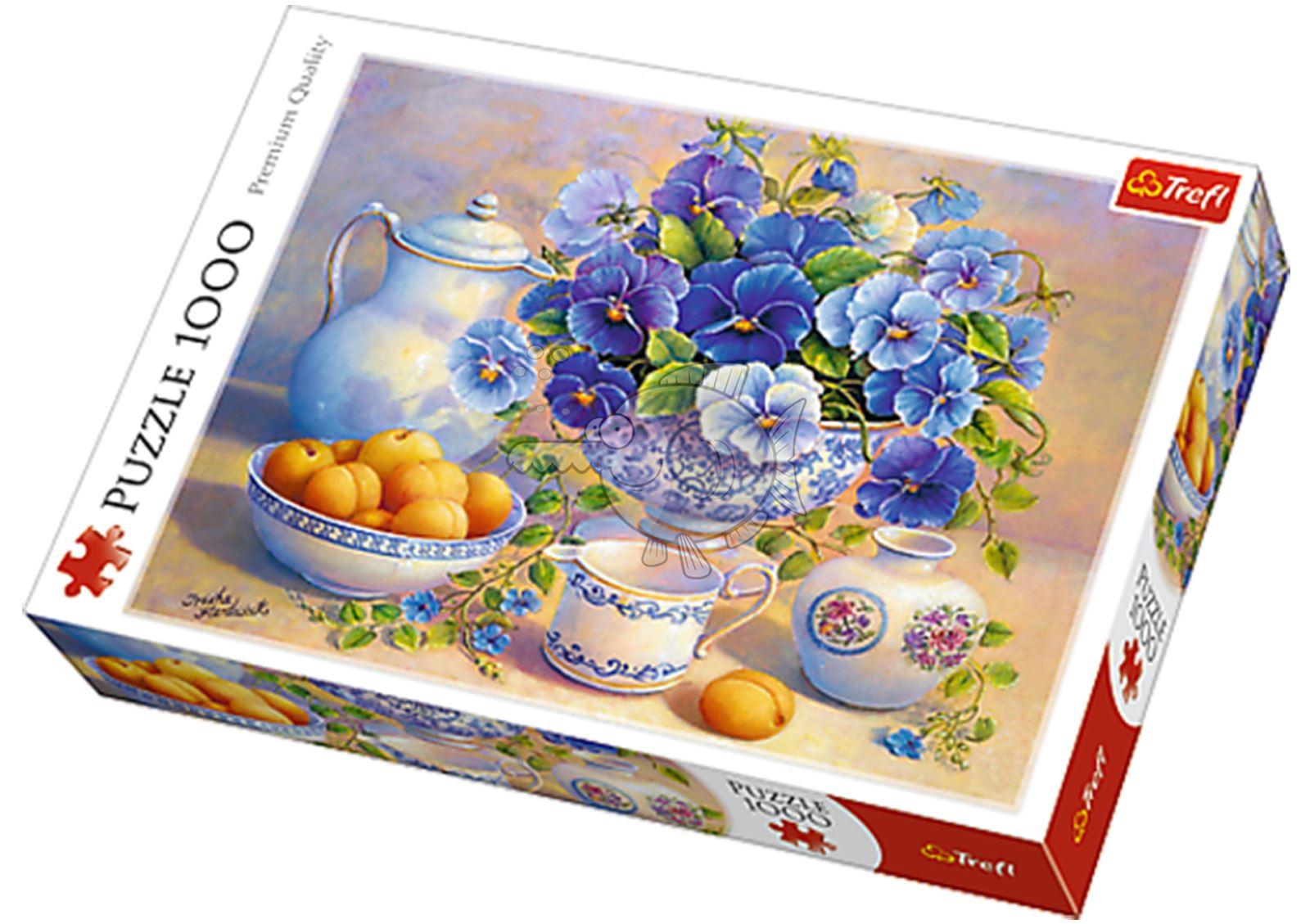 Trefl-300-500-1000-1500-2000-3000-4000-6000-Piece-Jigsaw-Puzzle-Landscapes-City thumbnail 49