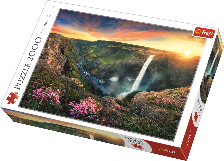 Trefl-300-500-1000-1500-2000-3000-4000-6000-Piece-Jigsaw-Puzzle-Landscapes-City thumbnail 157
