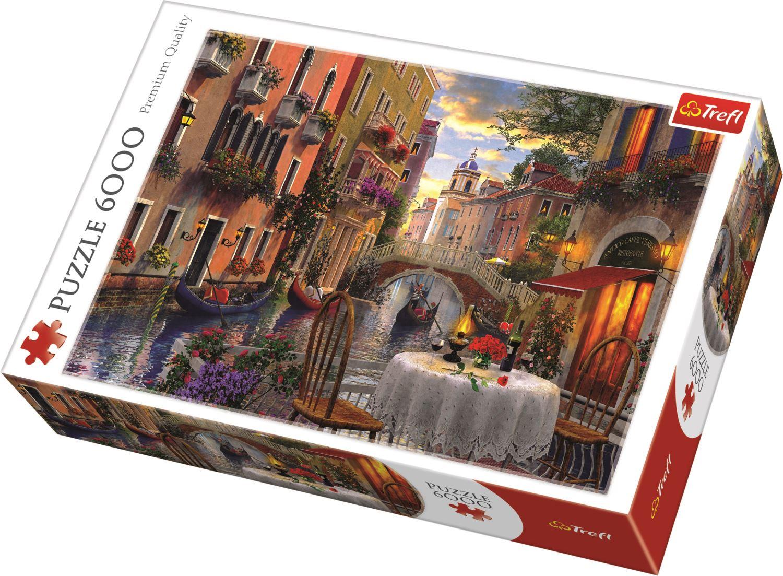 Trefl-300-500-1000-1500-2000-3000-4000-6000-Piece-Jigsaw-Puzzle-Paysages-Ville miniature 174
