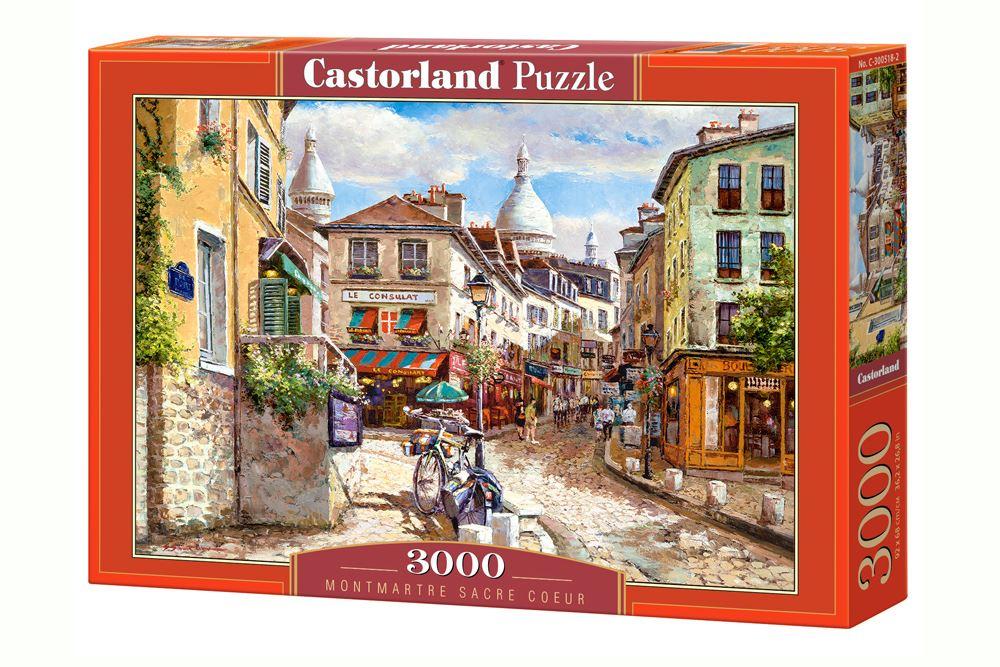 Castorland-3000-Piece-Jigsaw-Puzzle-Landscapes-Cities miniatuur 30