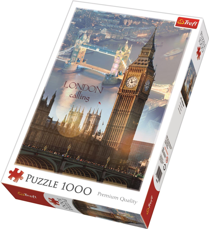 Trefl-300-500-1000-1500-2000-3000-4000-6000-Piece-Jigsaw-Puzzle-Landscapes-City thumbnail 202