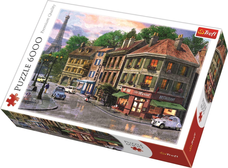 Trefl-300-500-1000-1500-2000-3000-4000-6000-Piece-Jigsaw-Puzzle-Paysages-Ville miniature 195