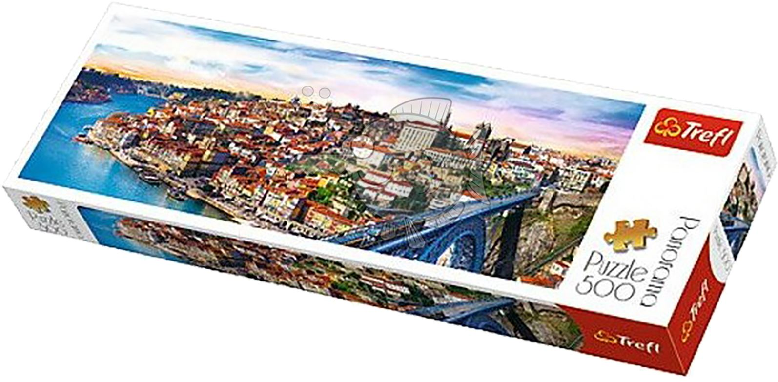 Trefl-300-500-1000-1500-2000-3000-4000-6000-Piece-Jigsaw-Puzzle-Paysages-Ville miniature 165