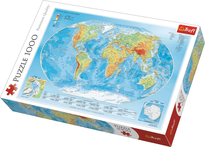 Trefl-300-500-1000-1500-2000-3000-4000-6000-Piece-Jigsaw-Puzzle-Landscapes-City thumbnail 267