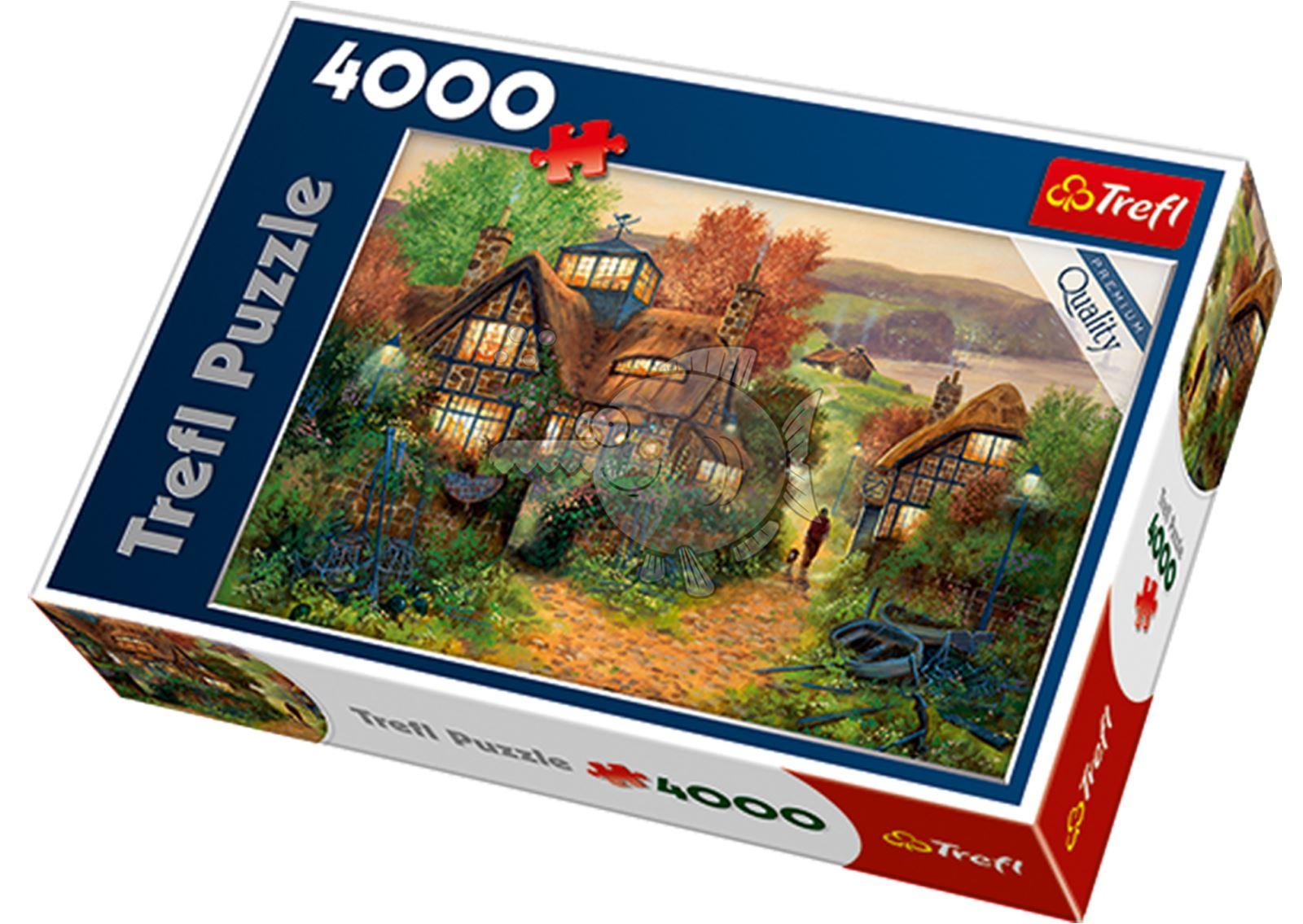 Trefl-300-500-1000-1500-2000-3000-4000-6000-Piece-Jigsaw-Puzzle-Paysages-Ville miniature 128