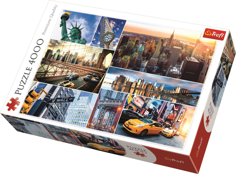 Trefl-300-500-1000-1500-2000-3000-4000-6000-Piece-Jigsaw-Puzzle-Paysages-Ville miniature 144