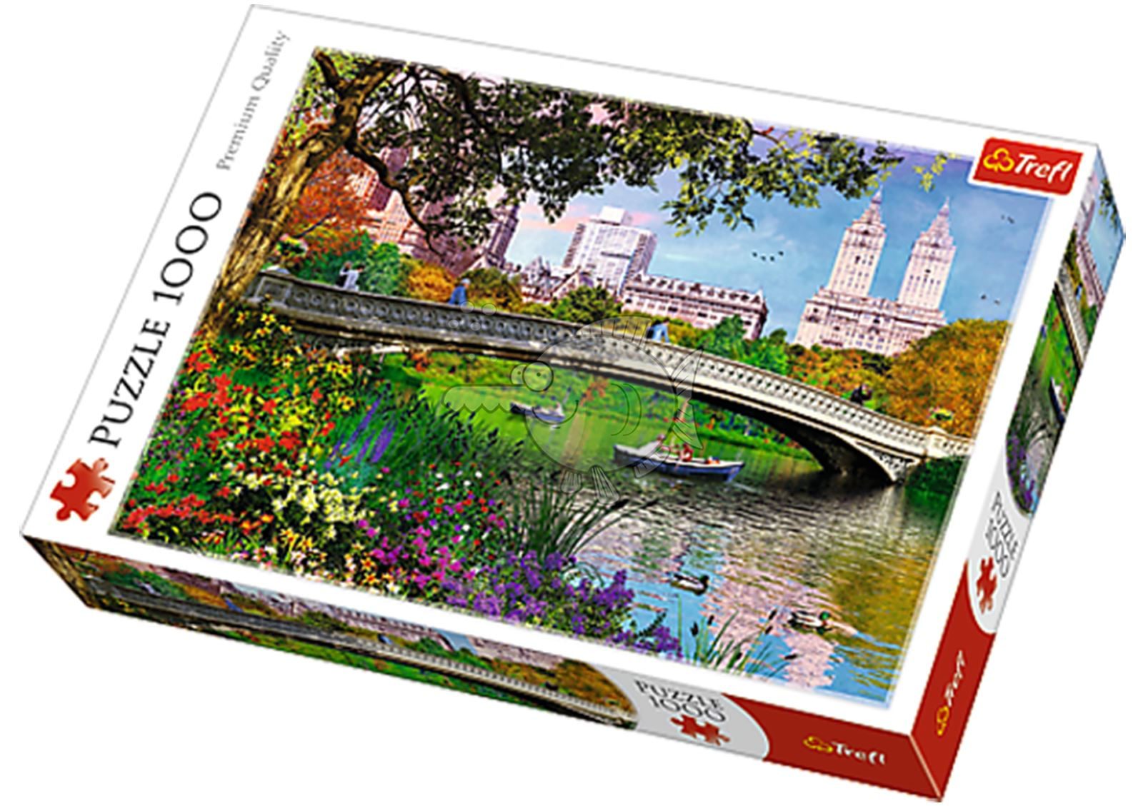 Trefl-300-500-1000-1500-2000-3000-4000-6000-Piece-Jigsaw-Puzzle-Landscapes-City thumbnail 65