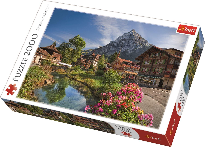 Trefl-300-500-1000-1500-2000-3000-4000-6000-Piece-Jigsaw-Puzzle-Landscapes-City thumbnail 18
