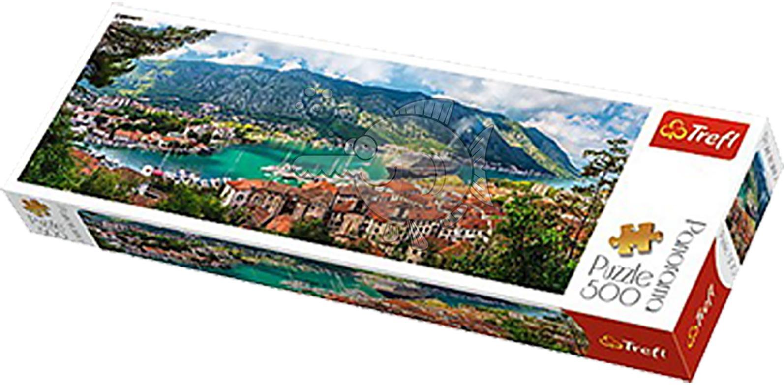 Trefl-300-500-1000-1500-2000-3000-4000-6000-Piece-Jigsaw-Puzzle-Paysages-Ville miniature 101