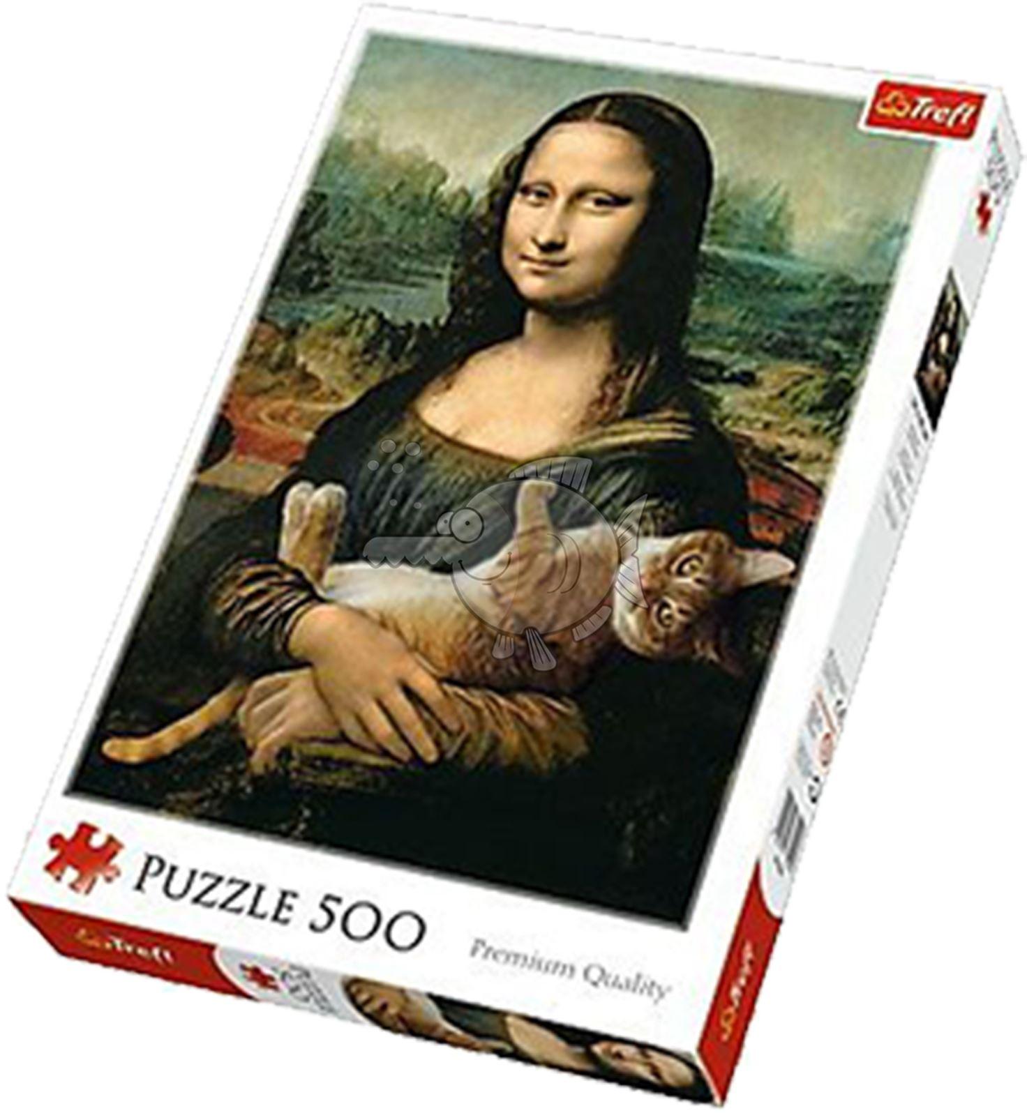 Trefl-300-500-1000-1500-2000-3000-4000-6000-Piece-Jigsaw-Puzzle-Landscapes-City thumbnail 225