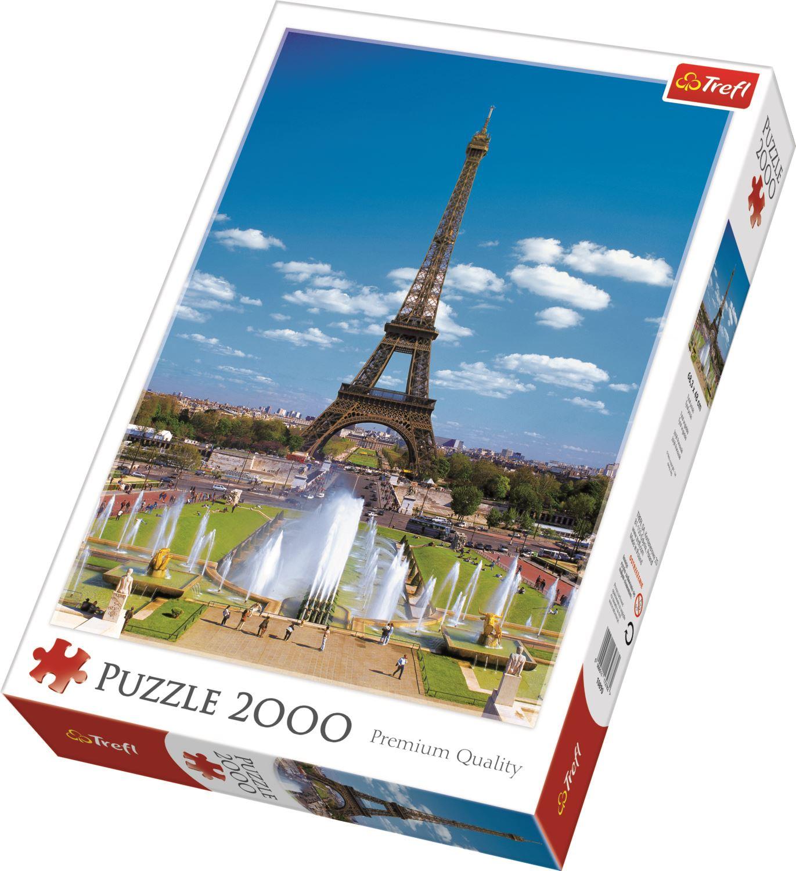 Trefl-300-500-1000-1500-2000-3000-4000-6000-Piece-Jigsaw-Puzzle-Landscapes-City thumbnail 382