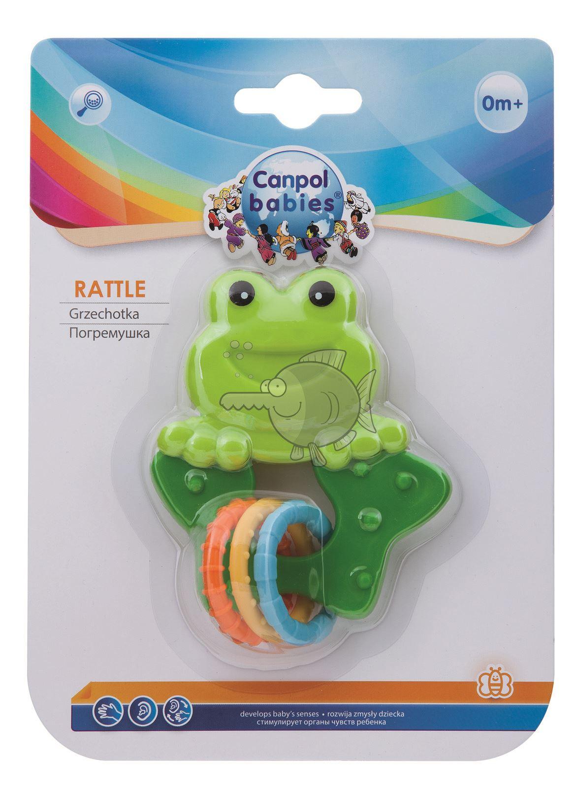 Baby Cartoon Elephant Plastic Shaking Rattles Bell Educational Toy Gift UK Stock