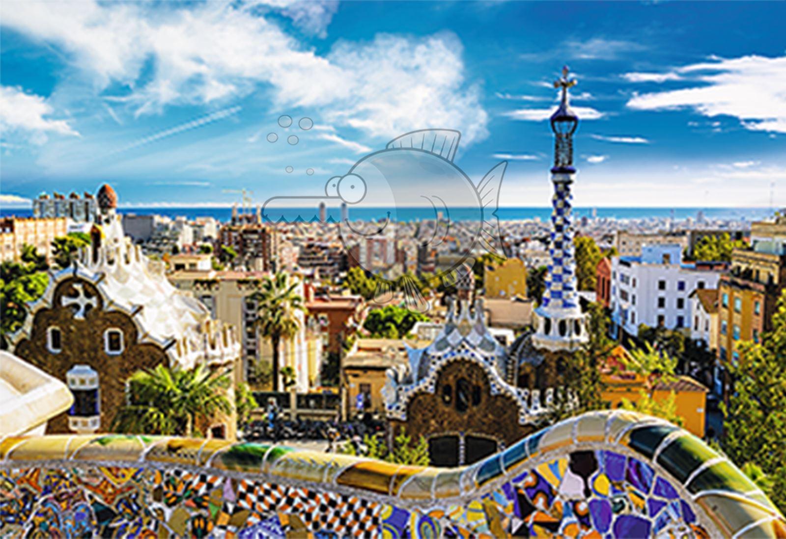 Trefl-300-500-1000-1500-2000-3000-4000-6000-Piece-Jigsaw-Puzzle-Landscapes-City thumbnail 258
