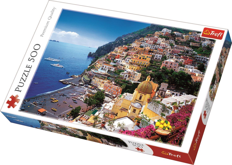 Trefl-300-500-1000-1500-2000-3000-4000-6000-Piece-Jigsaw-Puzzle-Landscapes-City thumbnail 285