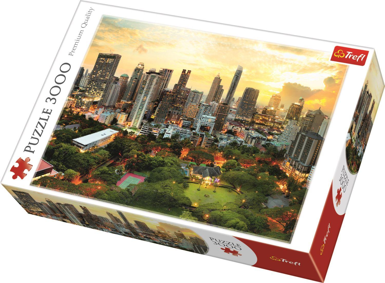 Trefl-300-500-1000-1500-2000-3000-4000-6000-Piece-Jigsaw-Puzzle-Landscapes-City thumbnail 360