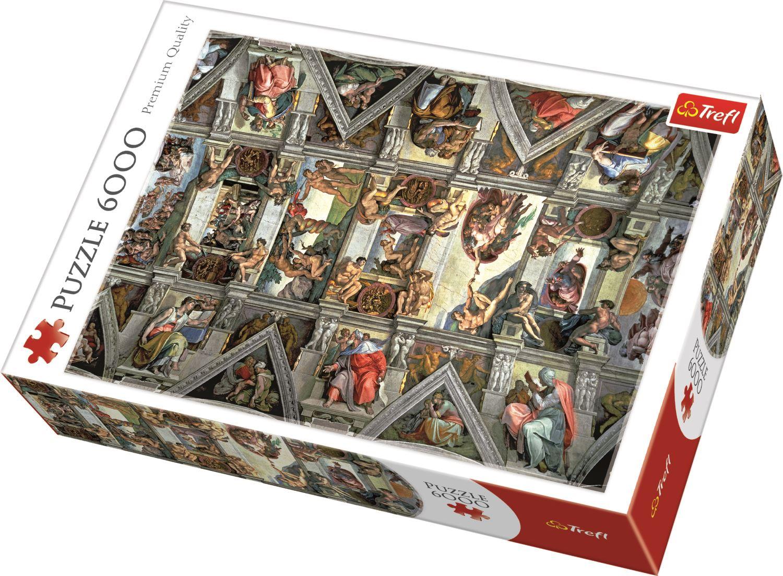 Trefl-300-500-1000-1500-2000-3000-4000-6000-Piece-Jigsaw-Puzzle-Paysages-Ville miniature 185