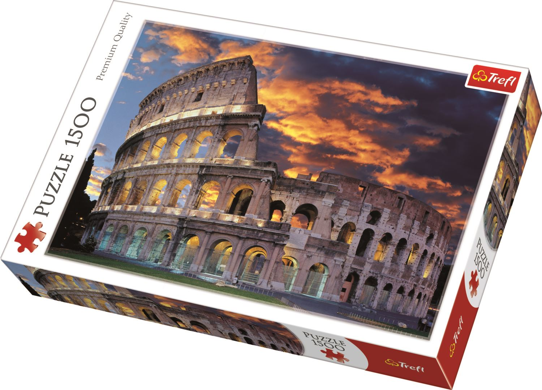 Trefl-300-500-1000-1500-2000-3000-4000-6000-Piece-Jigsaw-Puzzle-Landscapes-City thumbnail 379