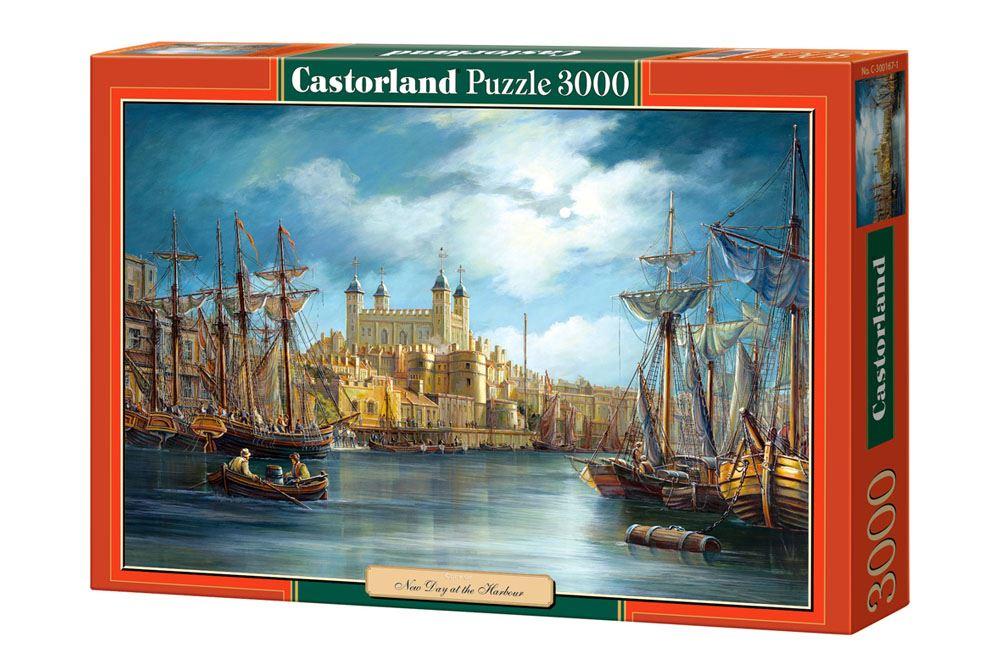 Castorland-3000-Piece-Jigsaw-Puzzle-Landscapes-Cities miniatuur 33