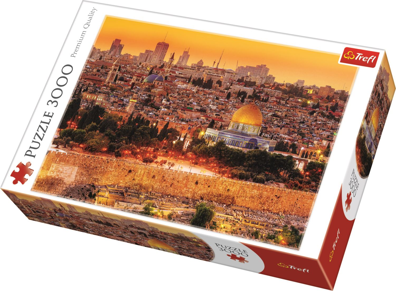 Trefl-300-500-1000-1500-2000-3000-4000-6000-Piece-Jigsaw-Puzzle-Landscapes-City thumbnail 405