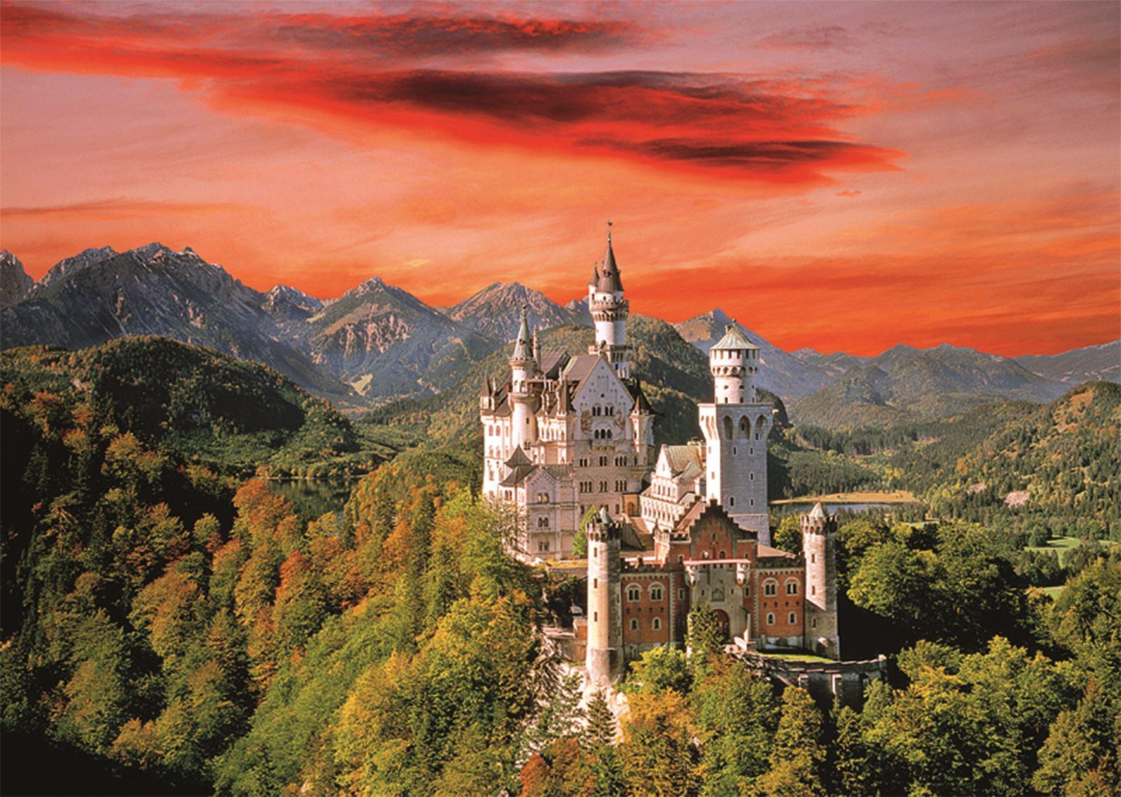 Trefl-300-500-1000-1500-2000-3000-4000-6000-Piece-Jigsaw-Puzzle-Landscapes-City thumbnail 402