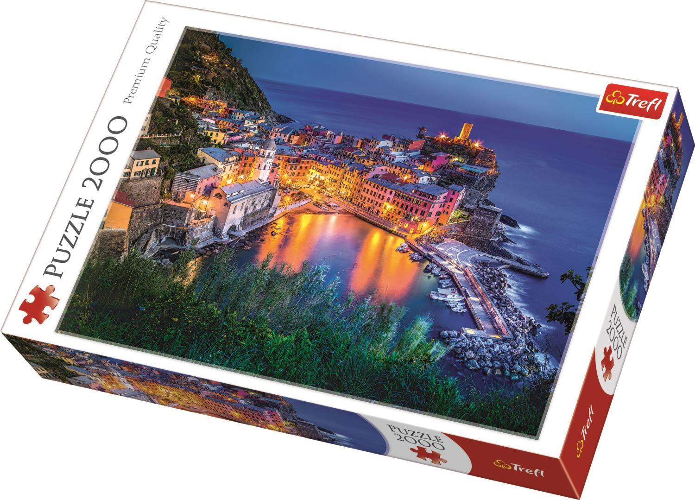 Trefl-300-500-1000-1500-2000-3000-4000-6000-Piece-Jigsaw-Puzzle-Landscapes-City thumbnail 438
