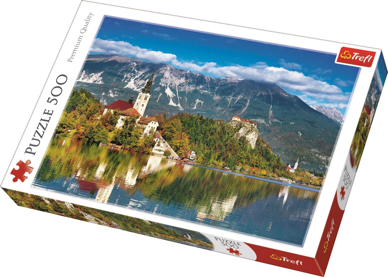 Trefl-300-500-1000-1500-2000-3000-4000-6000-Piece-Jigsaw-Puzzle-Landscapes-City thumbnail 46