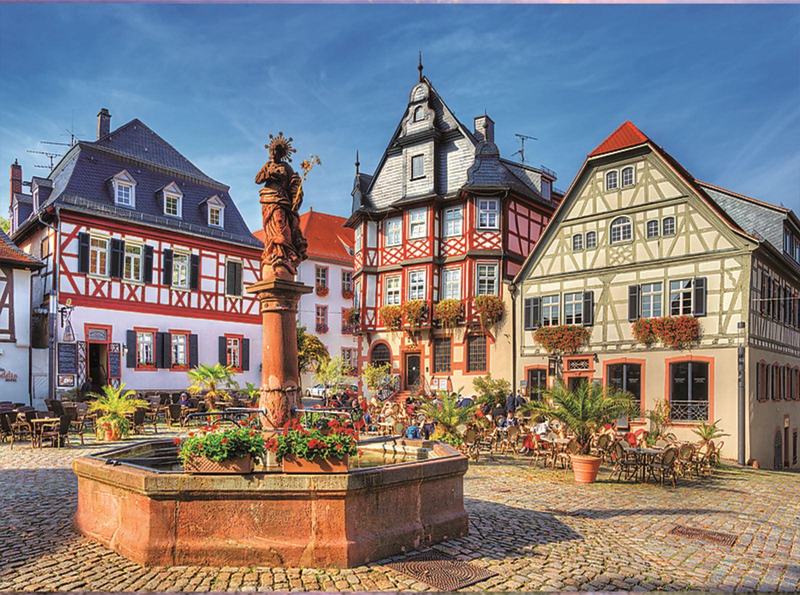 Trefl-300-500-1000-1500-2000-3000-4000-6000-Piece-Jigsaw-Puzzle-Landscapes-City thumbnail 217