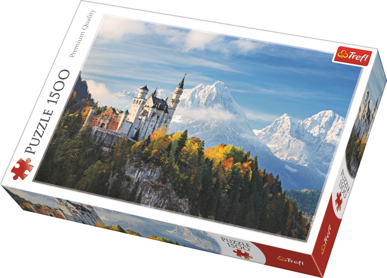 Trefl-300-500-1000-1500-2000-3000-4000-6000-Piece-Jigsaw-Puzzle-Landscapes-City thumbnail 34