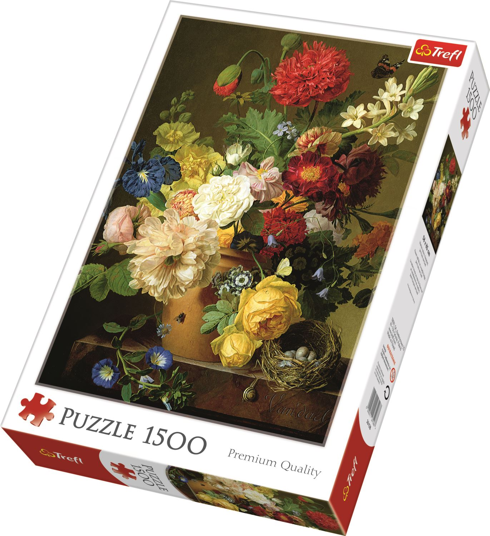 Trefl-300-500-1000-1500-2000-3000-4000-6000-Piece-Jigsaw-Puzzle-Landscapes-City thumbnail 346
