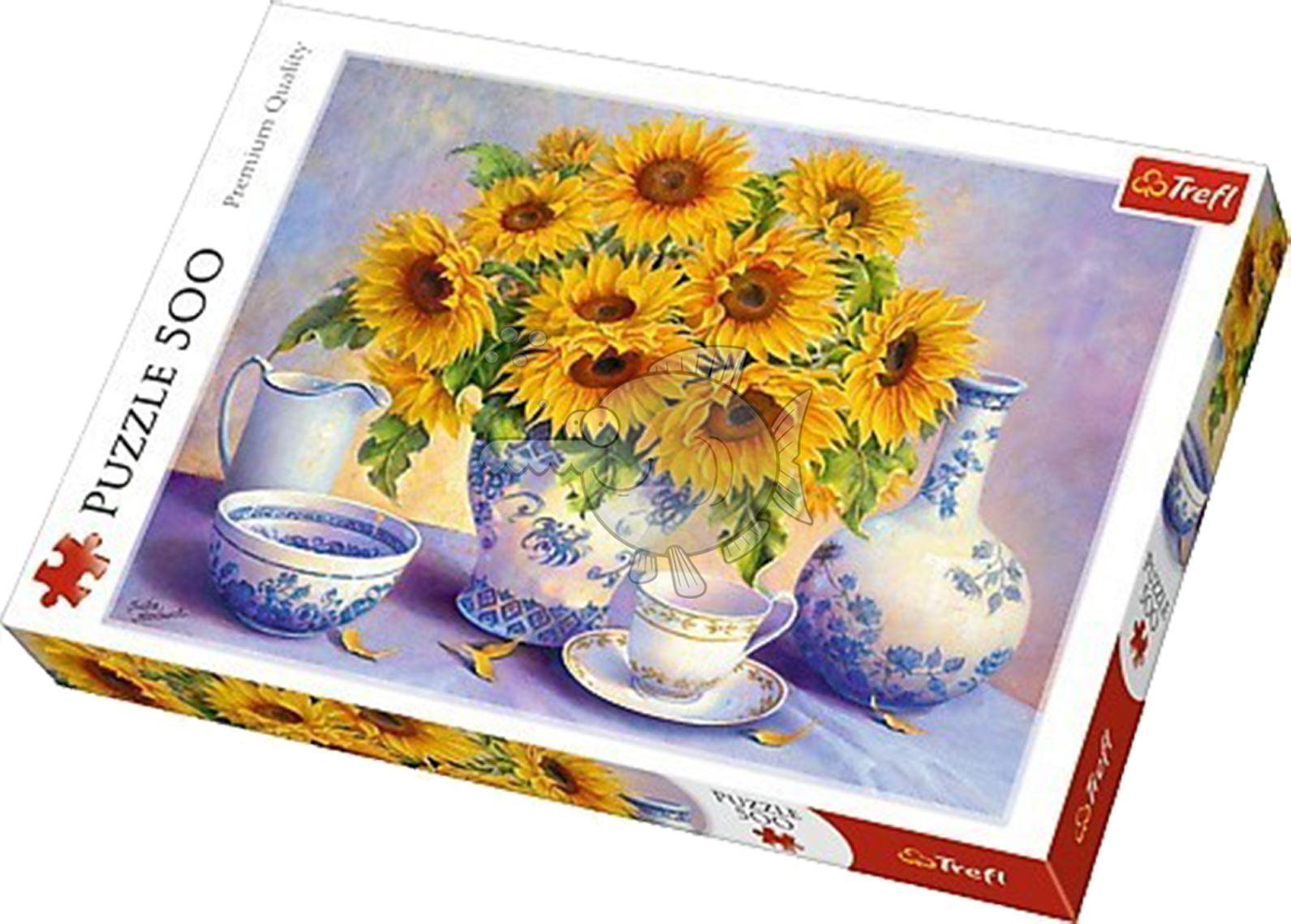 Trefl-300-500-1000-1500-2000-3000-4000-6000-Piece-Jigsaw-Puzzle-Landscapes-City thumbnail 355