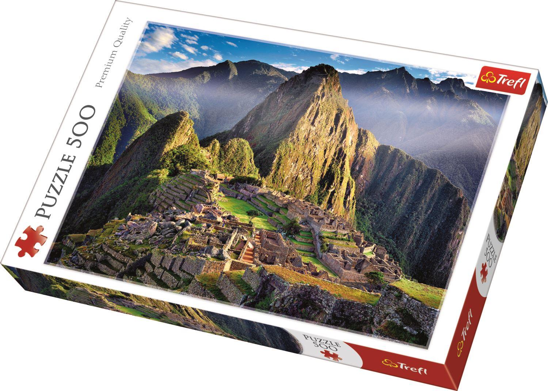 Trefl-300-500-1000-1500-2000-3000-4000-6000-Piece-Jigsaw-Puzzle-Landscapes-City thumbnail 310