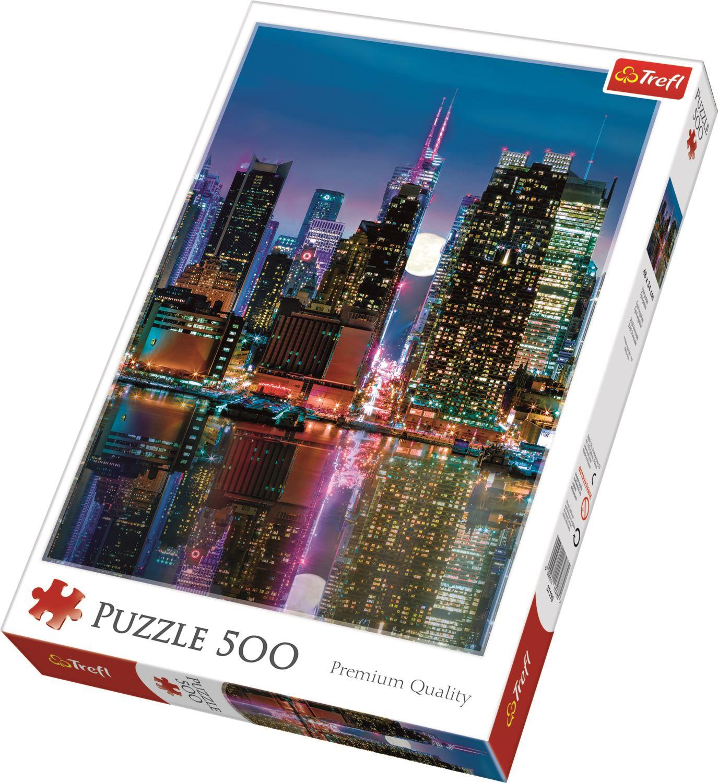 Trefl-300-500-1000-1500-2000-3000-4000-6000-Piece-Jigsaw-Puzzle-Landscapes-City thumbnail 125