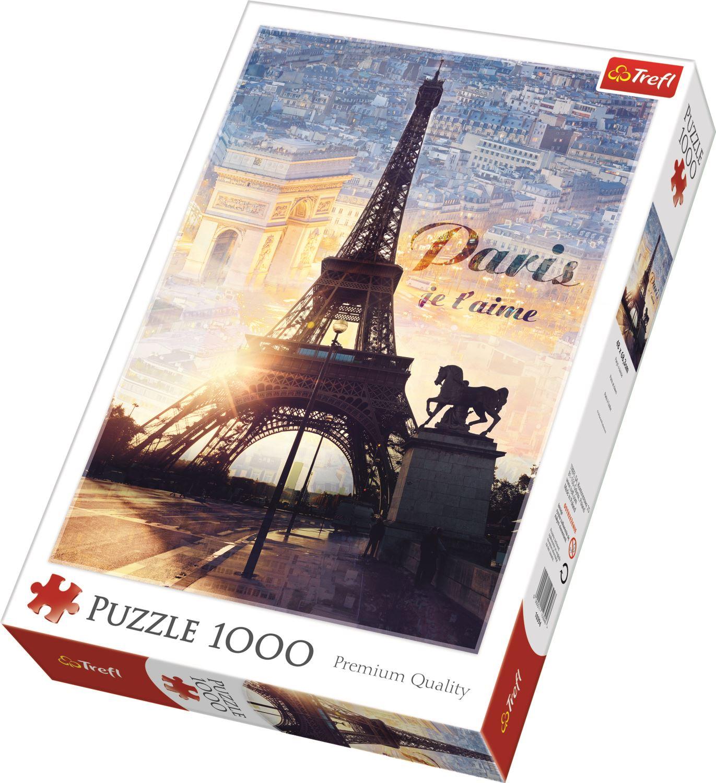 Trefl-300-500-1000-1500-2000-3000-4000-6000-Piece-Jigsaw-Puzzle-Landscapes-City thumbnail 254