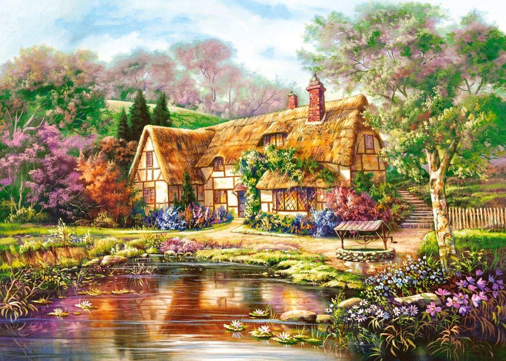 Castorland-3000-Piece-Jigsaw-Puzzle-Landscapes-Cities miniatuur 61