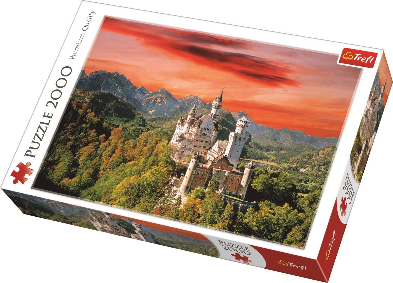 Trefl-300-500-1000-1500-2000-3000-4000-6000-Piece-Jigsaw-Puzzle-Landscapes-City thumbnail 401