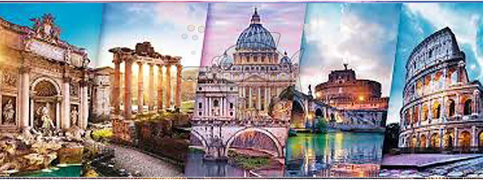 Trefl-300-500-1000-1500-2000-3000-4000-6000-Piece-Jigsaw-Puzzle-Paysages-Ville miniature 236