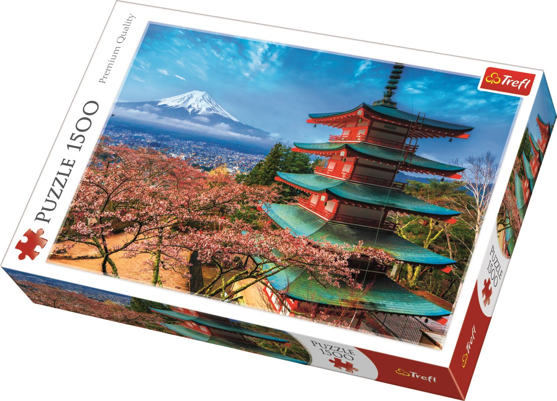 Trefl-300-500-1000-1500-2000-3000-4000-6000-Piece-Jigsaw-Puzzle-Landscapes-City thumbnail 228