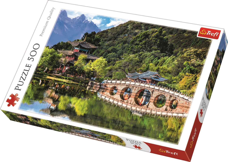 Trefl-300-500-1000-1500-2000-3000-4000-6000-Piece-Jigsaw-Puzzle-Landscapes-City thumbnail 43