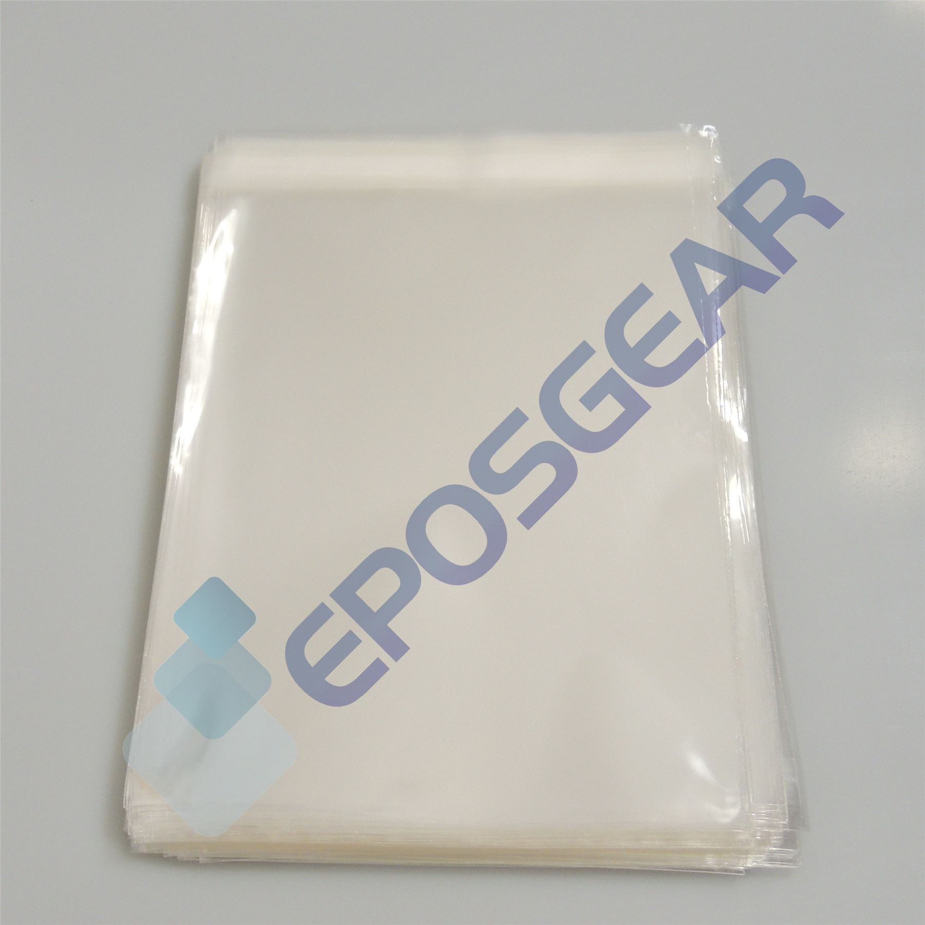 Clear Cello Cellophane Display Bags For Greeting Cards Not Sent