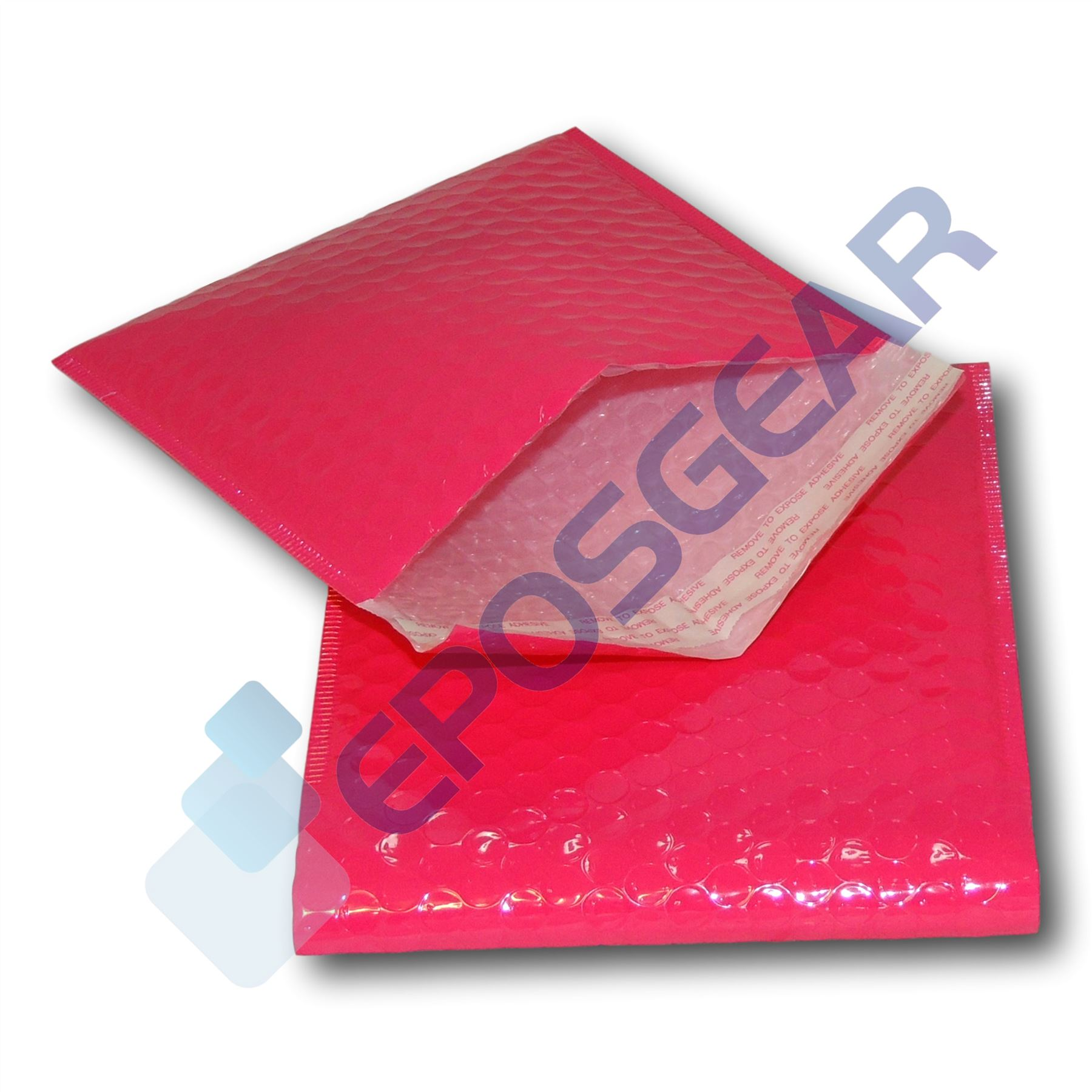 CD DVD C4 A4 Poly Plastic Gloss Bubble Padded Gift Envelopes ...