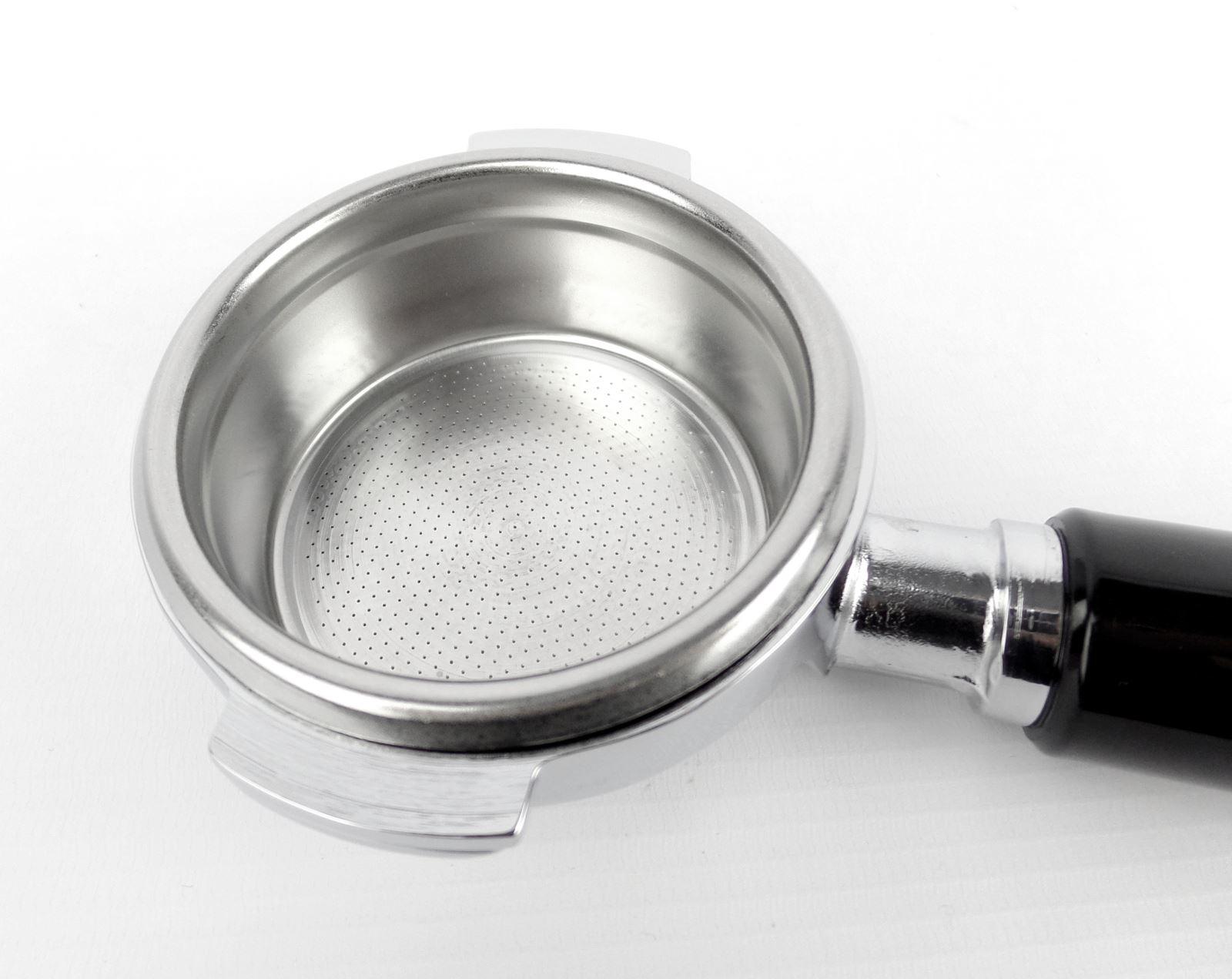 FAEMA Bottomless Naked Portafilter Espresso Handle 21g Triple Basket