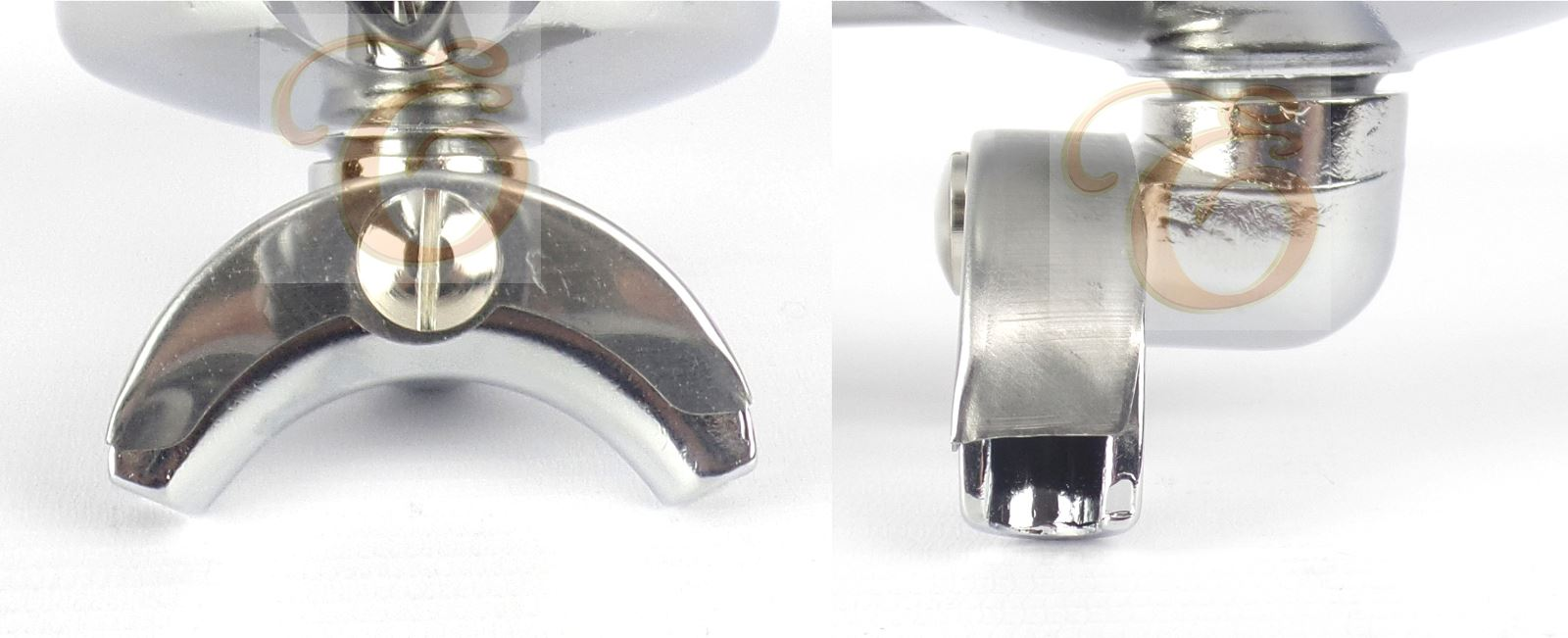 Siebträger für GAGGIA-Espressomaschinen 2 Ausläufe 14 g Sieb